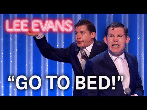 'Deaf People TV', Embarrassing Bodies And Babestation | Lee Evans