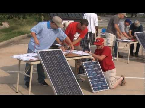 0 Advanced 1 Day Solar PV Hands On Workshop