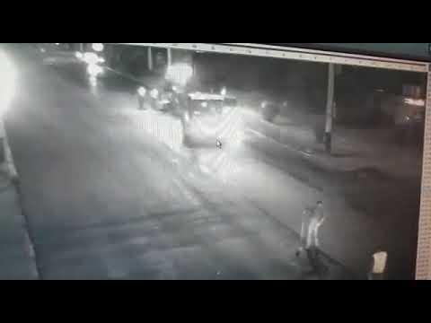 В сети появилось видео аварии в которой погибли 4 человека - DomaVideo.Ru