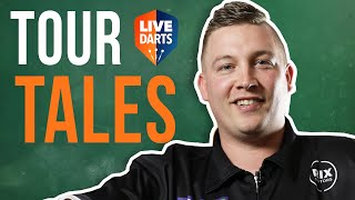 Tour Tales with Chris Dobey – Michael Smith serves up an unwanted dish