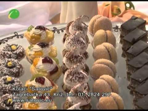 Svijet ljepote - Kolači Šatović - Svadbena torta i kolači za svatove