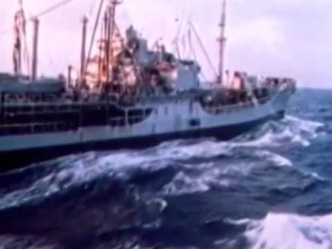 USNM Interview of David Bush Part Four The Return from the West Pac Cruise of 1968