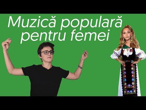Muzica populara pentru FEMINISTE