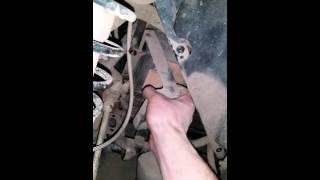7. 2010 Polaris 400 battery removal replacement