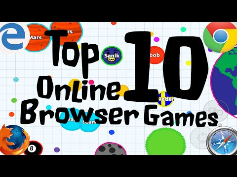 2016: Top Ten Online Browser Games 2016
