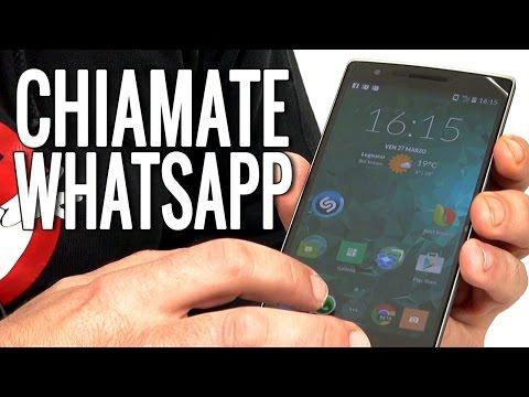 whatsapp introduce le videochiamate, ecco come funzionano!
