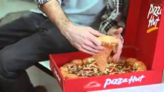 Laundry   Pizza Hut 3 Cheese Stuffed Crust TV Commercial