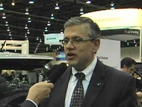 Jim Buczkowski, Ford Motor Company Speaks About SAE Convergence