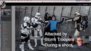 Attacked by storm troopers during a shoot live showGodoxhttps://petapixel.com/2017/07/13/godox-quietly-launched-cross-brand-ttl-hss-lights/Venus Optics angle shift lenshttp://www.venuslens.net/product/laowa-magic-shift-converter/ref/5/Kari Sony a9 reviewhttps://karibellamy.com/blog/sony-a9-wedding-photography/Sony a7RII build videohttps://alphauniverse.com/videos/sony-technology-thailand--where-design-becomes-reality/Adobe Lightroom slowhttps://petapixel.com/2017/07/11/adobe-admits-lightroom-slow-says-speeding-top-priority/Order Sony a9 Belowhttp://amzn.to/2qRMMLWOrder Sony a7RII Belowhttp://amzn.to/2ovfXmXOrder Sony A7II Belowhttp://amzn.to/2oKPazgOrder Sony a6500 Belowhttp://amzn.to/2p01QViOrder Sony 70-200mm f4 belowhttp://amzn.to/2oWzV8NOrder Profoto b1 belowhttp://amzn.to/2oWwJKkOrder Profoto Sony Air remote belowhttp://amzn.to/2oArAFdOrder Sony a6500 used to film this video belowhttp://amzn.to/2p7jhlfLens used to film this video belowhttp://amzn.to/2pbbIwbThe gear I usehttps://kit.com/doastler/youtube-filmmakerFacebookhttps://www.facebook.com/oastlerimages/instagramhttps://www.instagram.com/doastler/Twitterhttps://twitter.com/doastler500pxhttps://500px.com/davidoastler/galleries