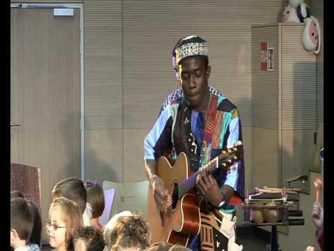 Vidéo de Amadou Sanfo