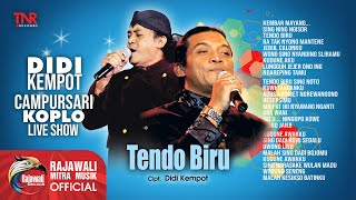 Video Didi Kempot - Tendo Biru [OFFICIAL] MP3, 3GP, MP4, WEBM, AVI, FLV Juni 2018