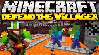 Minecraft: DEFEND THE TESTIFICATE! (Tower Defense Mini-Game!) 1.7.5