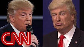 Video Twitter feud erupts between Trump and Alec Baldwin MP3, 3GP, MP4, WEBM, AVI, FLV Maret 2019