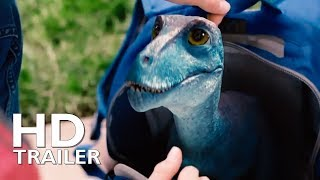 The Adventures of Jurassic Pet - Official Trailer (2019)