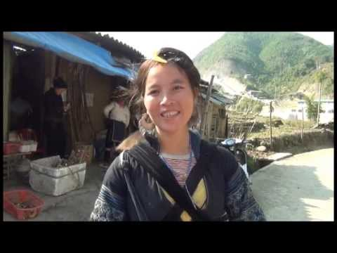 poj niam hmong nyab laj hais lus meka