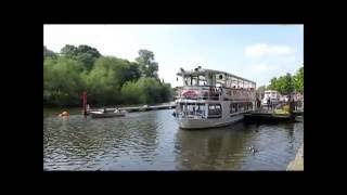 Chester United Kingdom  City pictures : The beautiful city of Chester UK - May 30 2016