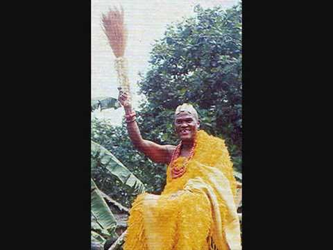 CHIEF HUBERT OGUNDE - Iga Oba