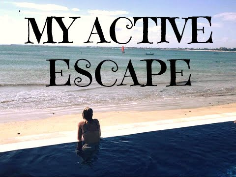 BALI VLOG | Active Escapes Retreat