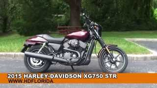 8. New 2015 Harley-Davidson Motorcycle Street 750  for sale