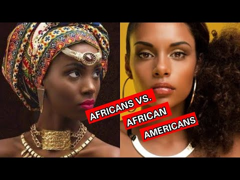 DO AFRICANS HATE AFRICAN AMERICANS ?