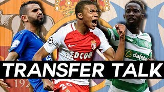 Subscribe here: https://goo.gl/g69tDS Kylian Mbappé transfer to Real Madrid could be agreed, Moussa Dembelé from Celtic to Marseille and Riyad Mahrez ...