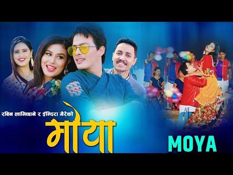 MOYA New Nepali Lok Dohori Song Rabin Lamichhane & Indira Gaire Ft.Rakshya Shresth 2020/2076