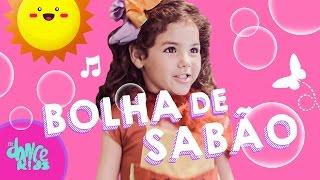 Bolha de Sabão - Galinha Pintadinha - Coreografia | FitDance Kids