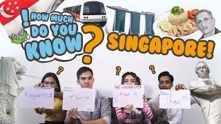 Video How Much Do You Know - Singapore MP3, 3GP, MP4, WEBM, AVI, FLV Desember 2018