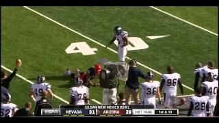 Matt Scott vs Nevada (2012 Bowl)