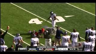 Matt Scott vs Nevada (2012 Bowl)