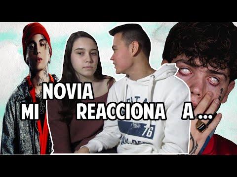MI NOVIA REACCIONA A NIGHTLOVERS🌚 | M & C