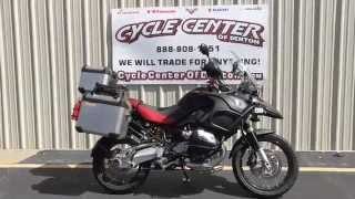 8. 2007 BMW R 1200 GS Adventure