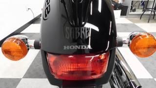 9. MSN4202 2013 Honda Sabre– used motorcycles  for sale– Eden Prairie, MN