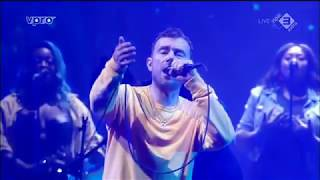 Gorillaz - tribute to Aretha Franklin / Andromeda - live at Lowlands Festival 2018