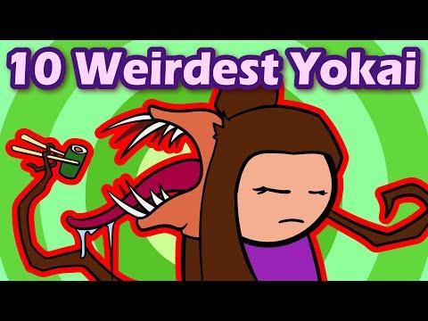 "10 Yokai That Will Make You Say ""Huh??"""