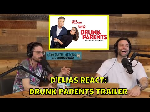Chris D'Elia and Matt D'Elia React to Drunk Parents Trailer