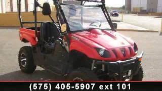 9. 2008 Yamaha Rhino 700 FI Auto 4x4 - RideNow Powersports Peo