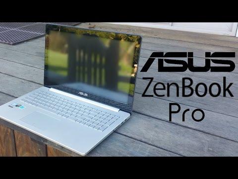 Asus ZenBook Pro UX501VW Review