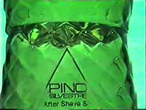 Australian Ad Pino Silvestre Aftershave - 1986