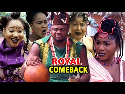 ROYAL COMEBACK SEASON 1&2 - (Destiny Etiko & Ken Erics) 2019 Latest Nollywood Nigerian Movie