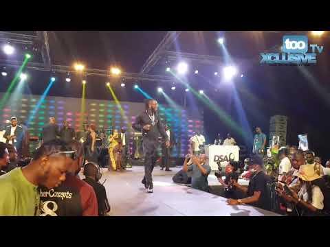Burna Boy homecoming live performance