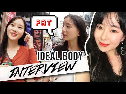 Are you FAT in Korea?