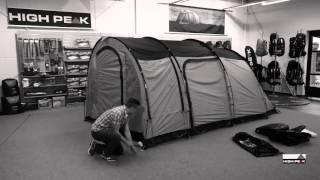 Кемпинговая палатка для семейного отдыха High Peak Benito 4