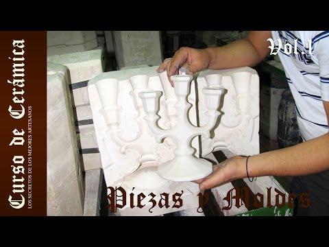 Promo 1 - Fabricar cerámicas con molde