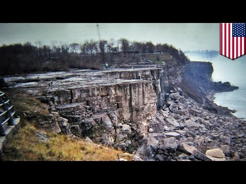 Download Niagara Falls dry: American Falls could be shut off for a second time - TomoNews HD Mp4 3GP Video and MP3