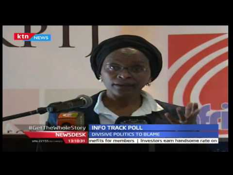 Majority of Kenyans fever eruption of violence in the 2017 general elections a survey from Infotrak