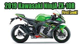 9. 2019 Kawasaki Ninja ZX-10R & ZX-10RR – First Look
