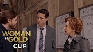 "Woman in Gold (Helen Mirren, Ryan Reynolds) - Scena in italiano ""Perdita di tempo"""