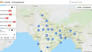 MapmyIndia Maps and Move App Empowering Citizens to Report Corona Cases for Speedy Action