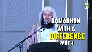 Ramadhan with a Difference - Uthman Ibn 'Affaan (RA) - Part 4 - Mufti Menk